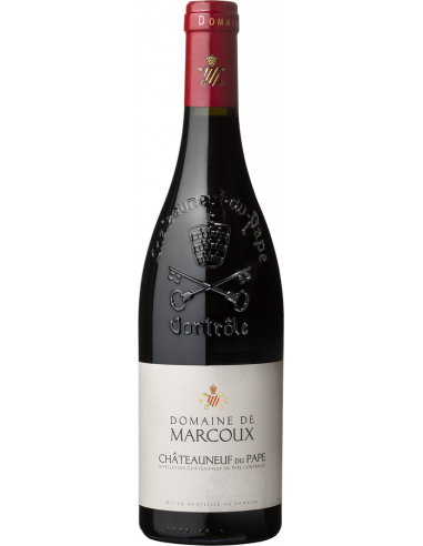 Domaine Marcoux - Châteauneuf du Pape Rouge - 2016