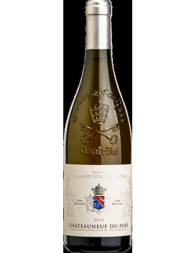 Raymond Usseglio - Châteauneuf du Pape Blanc Pure Roussanne - 2020