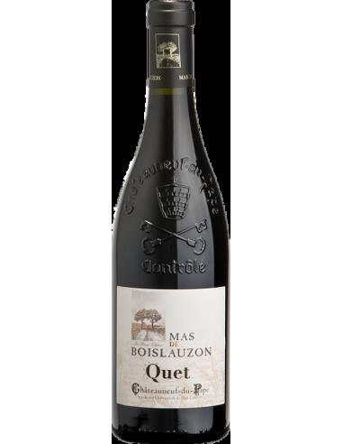 Mas de Boislauzon - Châteauneuf du Pape Rouge Quet - 2015