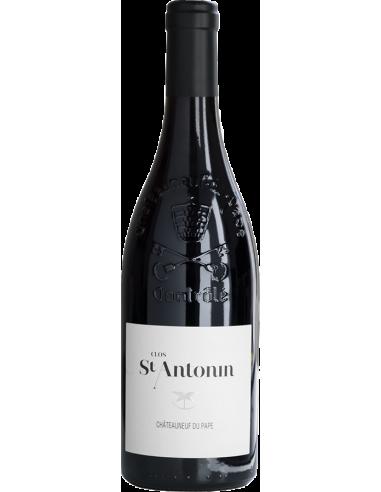 Clos Saint-Antonin Châteauneuf-du-Pape Rouge 2019 75 cl