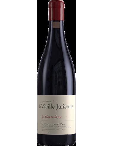 Domaine La Vieille Julienne Les Haut-Lieux Rouge 2017 75 cl