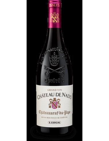 Château de Nalys Grand Vin 2018 Châteauneuf-du-Pape Rouge 75 cl 15 % vol.